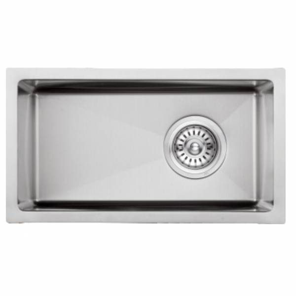 Vogue 250R Single Bowl Undermounted kitchen Sink