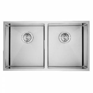Vogue D760R Double Bowl Undermounted kitchen sink